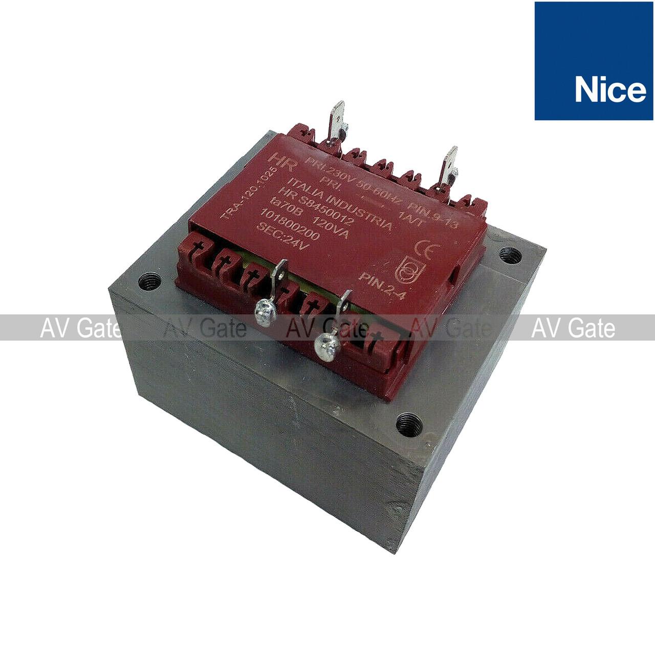 Трансформатор ROBUS / SOON Nice TRA120.1025