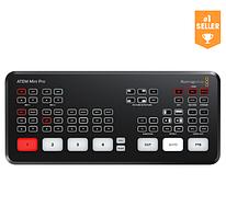 Видеомикшер Blackmagic Design ATEM Mini PRO HDMI Live Stream Switcher (SWATEMMINIBPR)