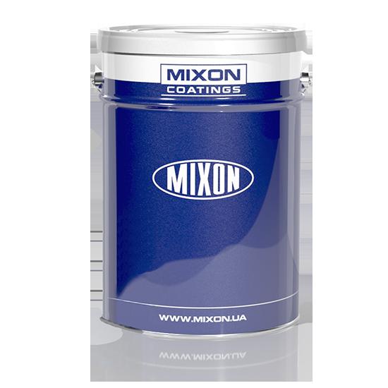 Грунт-краска по металлу Mixon Митал. Бесцветная полуматовая. 25 кг