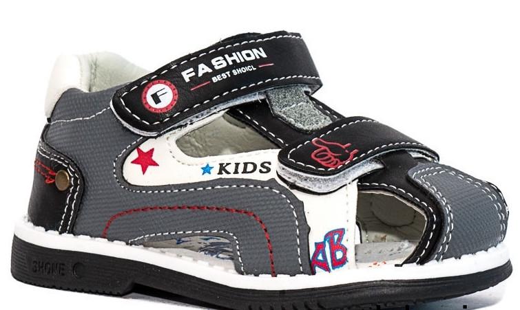 Детские босоножки бренда СВТ.Т. размер 26-16.5см.