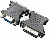 Cablexpert A-DVI-VGA-BK, фото 1