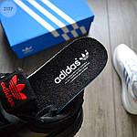 Мужские кроссовки Adidas ZX 500 RM (черные) 371TP, фото 2