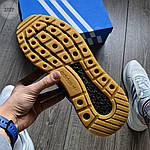 Мужские кроссовки Adidas ZX 500 RM (черные) 371TP, фото 4
