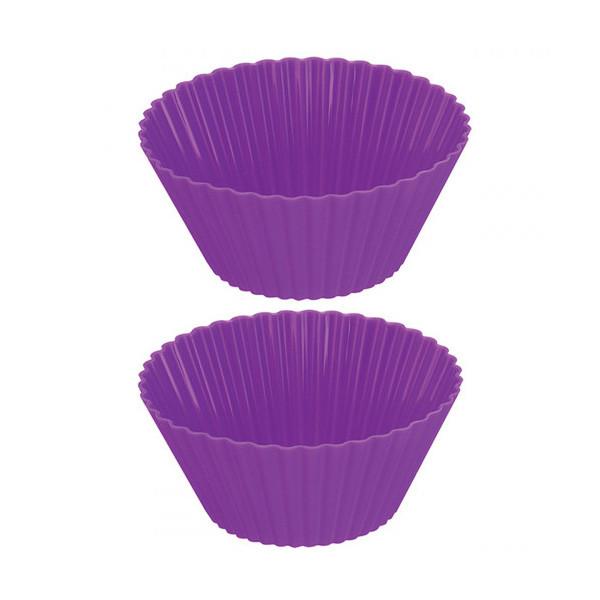 Набір силіконових форм для кексів SNS, 14,5 х 7,5 см