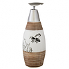 """Керамический набор для ванной комнаты S&T """"Пчелка"""", фото 2"""