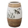 """Керамический набор для ванной комнаты S&T """"Пчелка"""", фото 4"""