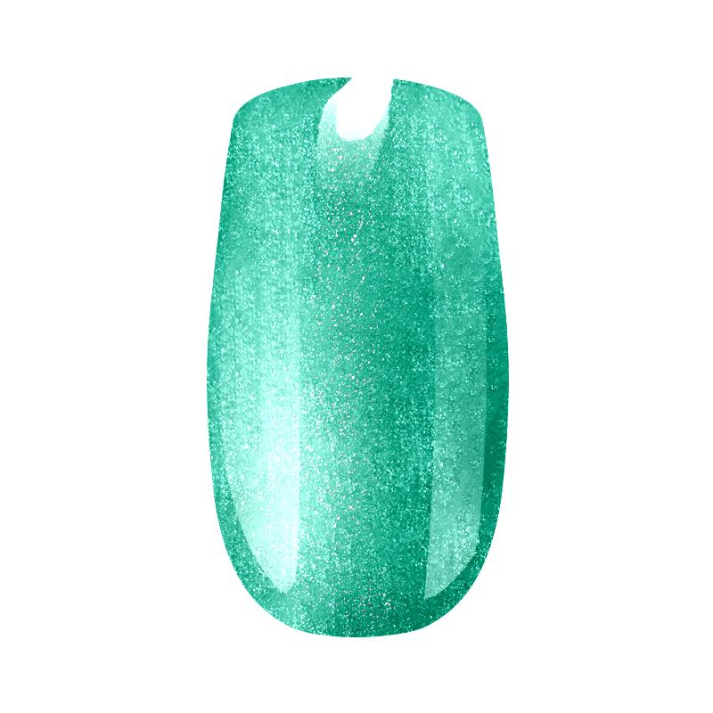 Гель-лак Saba (5 г) №066 (бирюзовый с микроблеском)