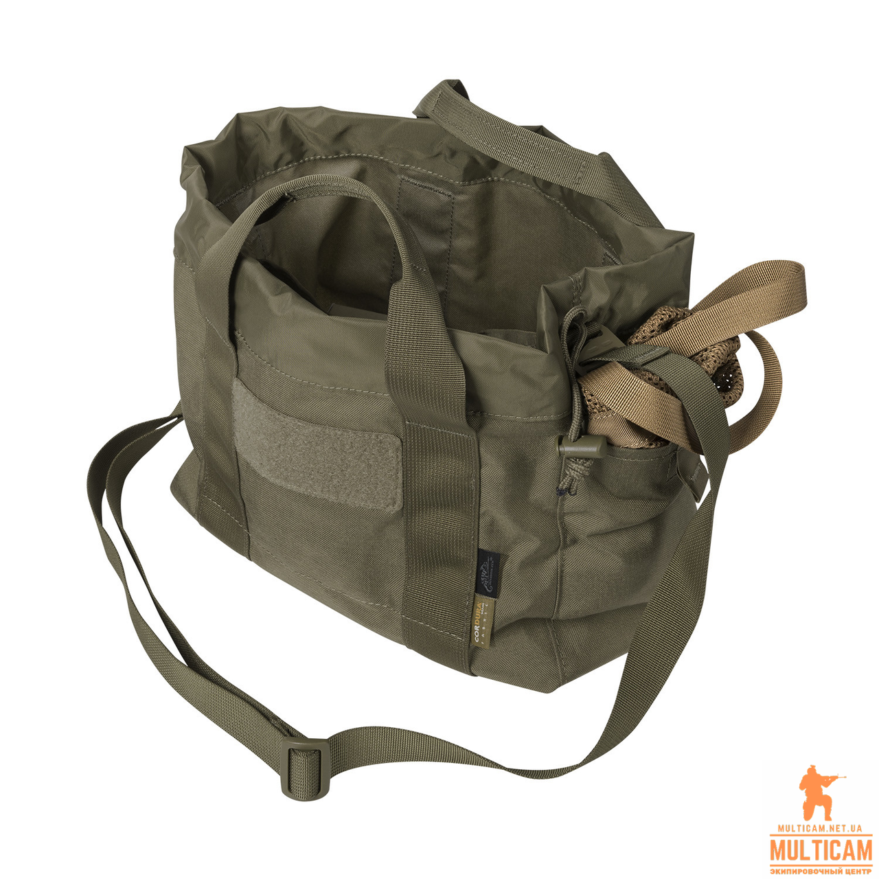 Сумка для боеприпасов  Helikon-Tex® AMMO BUCKET® - Cordura® - Adaptive Green