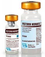 Вакцина Песторин-Мормикс (Pestorin Mormyx), 1 фл.х 10доз + растворитель 1 фл