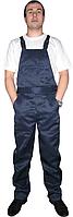 Полукомбинезон рабочий мужской, рабочая одежда, спецодежда