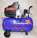 Воздушный компрессор Беларусмаш 50 литров, фото 2