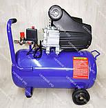 Воздушный компрессор Беларусмаш 50 литров, фото 9