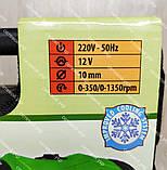 Аккумуляторный шуруповерт Procraft 12 LiS, фото 5
