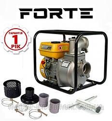 Мотопомпа Forte FP30C