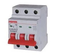 Автоматический выключатель 3р 20А 4,5кА х-ка C E.NEXT