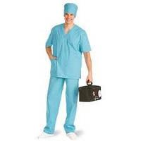 Костюм хирурга пошив. Медицинская одежда.Костюм медицинский