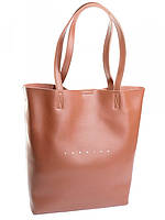 Женская кожаная сумка  895 Brown. Сумки оптом и в розницу в Украине Одесса 7 км, фото 1