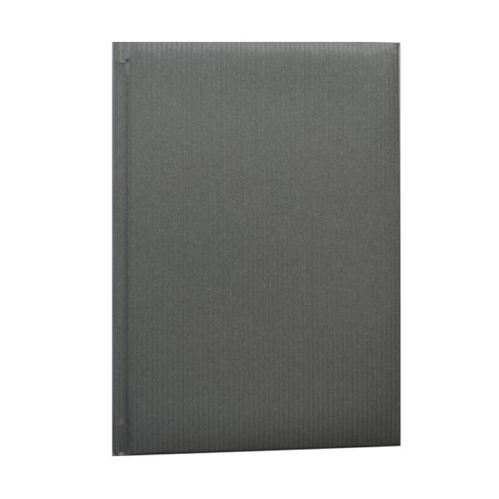 Щоденник А5 Аркуш недатований Prestige 20011 (срібний)