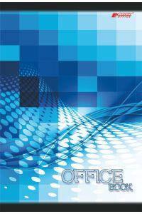 Зошит для конспектів Brisk Office, 96 аркушів, А4, клітинка, ТВ-27, фото 2