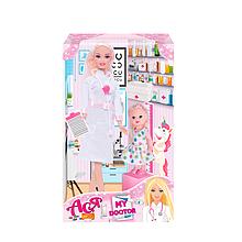 Лялька Ася з аксесуарами, 35131