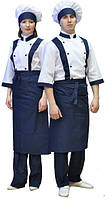 Поварской костюм, униформа для кухни