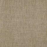 Ткань для обивки дивана рогожка Кафе Лече (Cafe Leche) светло-коричневого цвета, фото 2