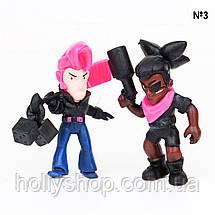 Набор фигурок  Бравл Старс 10 фигурок №3, фото 2