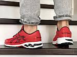 Чоловічі кросівки Asics Gel-Kayano 25 (червоні) 9263, фото 2