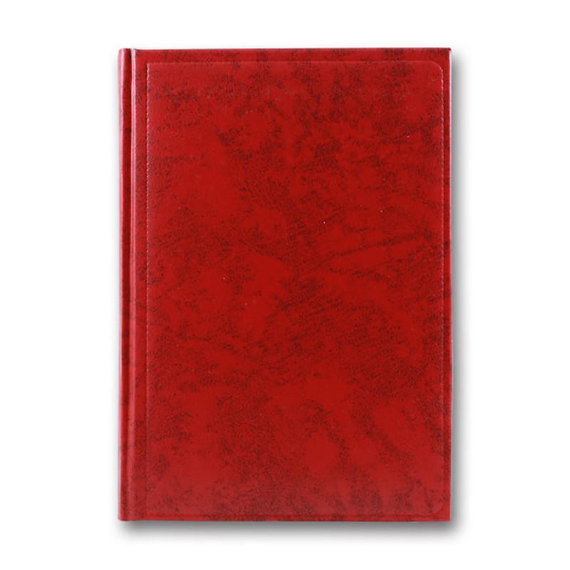 Діловий щоденник Miradur недатований, червоний, А5