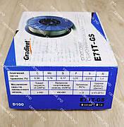 Флюсова зварювальний дріт для напівавтомата Gradient E71T-GS 0.8 мм, фото 3