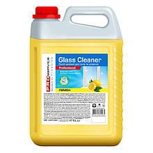 Засіб для миття скла PRO, з нашатирним спиртом, Лимон, 5л