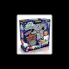 """Набір креативної творчості """"My Color Owl-Bag"""", рюкзачок-сова, укр. (1)"""