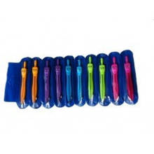 Циркуль на стрічці, кольоровий Peppy Pinto S01001B-C