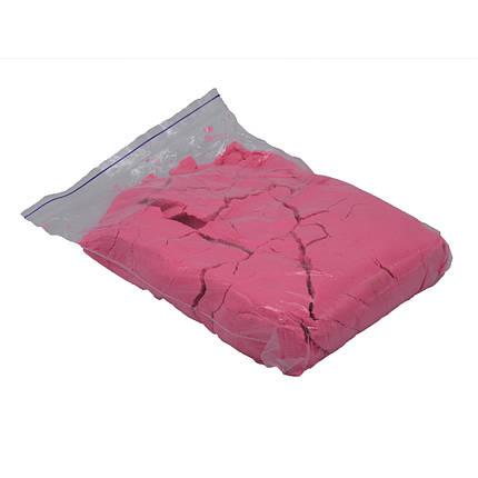 """Пісок кінетичний """"Pink"""" 0,5 кг, фото 2"""
