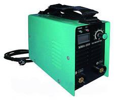Інвертор зварювальний 200А 1.6-4.0мм Puls MMA-200D mini