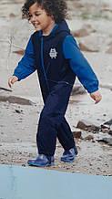 Шикарний дитячий комбінезон на флісі від дощу і не погоди від Impidimpi, Німеччина, на зростання 62-68 см