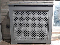 Декоративный экран (решетка) на батарею отопления, фото 1