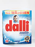 Порошок для прання дитячої білизни Dalli 3,36 кг, фото 1