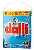 Стиральный порошок Dalli sensitiv 6,5 кг (100 стирок), фото 1