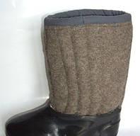 Бурки (валенки шитые), рабочая обувь утепленная, спецобувь