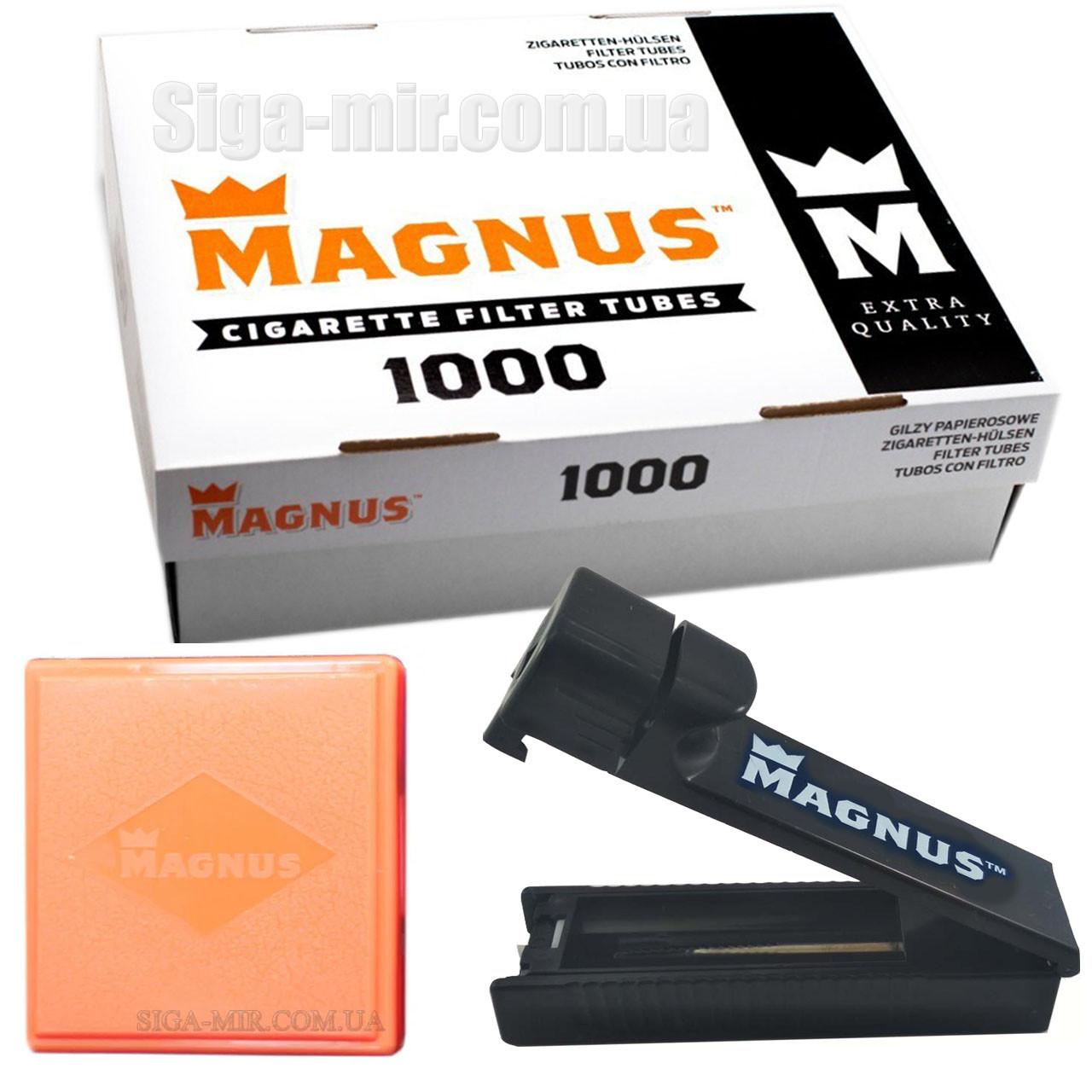Стартовый набор для набивки сигарет «Magnus»