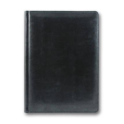 "Щоденник ""CAPRICE"" 176арк., антрацит (чорн), ""Brisk Office"" ЗВ-43 (142*203), фото 2"