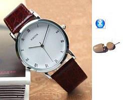 Микронаушник часы с bluetooth подключением для студента для сдачи экзамена BMD-100