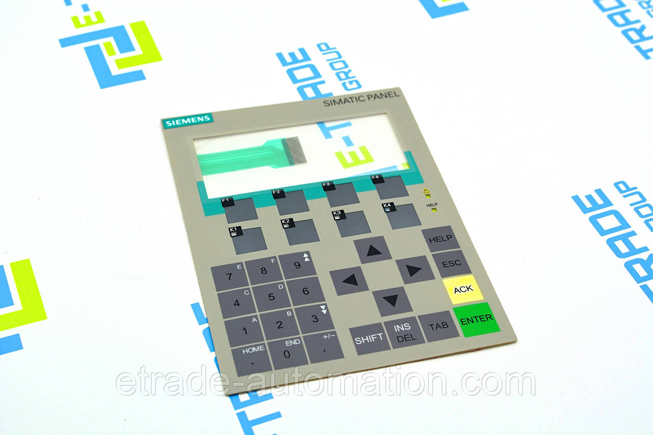 Клавиатура/Сенсорное стекло/Touch screen Siemens OP77B 6AV6641-0CA01-0AX1