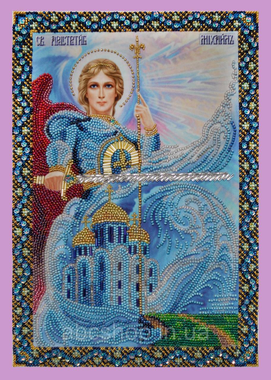 Набор для вышивки бисером Икона Святого Архангела Михаила