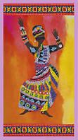 Набор для вышивки бисером Африканские мотивы - 2
