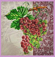 Набор для вышивки бисером Винтажный виноград