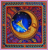 Набор для вышивки бисером Лунные ритмы -1