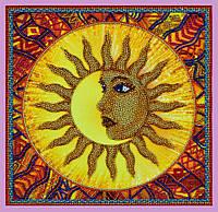 Набор для вышивки бисером Ритмы солнца
