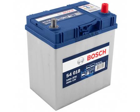 Автомобильный аккумулятор Bosch 6СТ-40 S4 018 0092S40180, фото 2